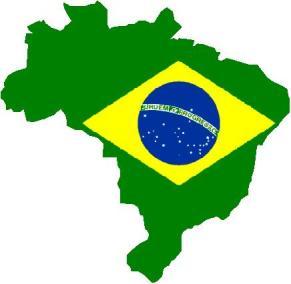 brasil-mapa-bandeira