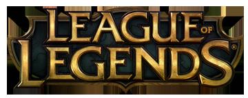 Logo oficial League of Legends. Fonte.