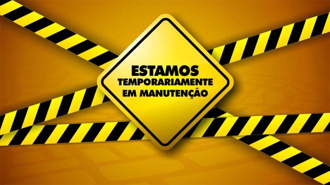 site_em_manutencao